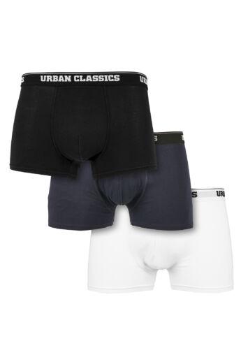 organikus pamut férfi boxer alsó