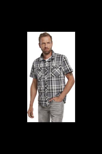 Klasszikus piros kockás férfi ing