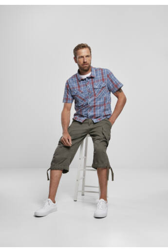 Klasszikus kockás férfi ing