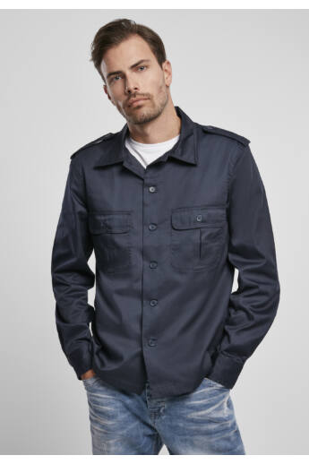 hosszú ujjú divatos férfi ing