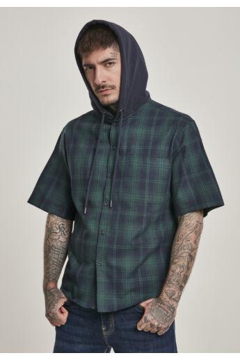 kapucnis férfi ing