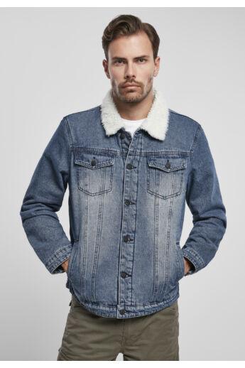 férfi farmer dzseki