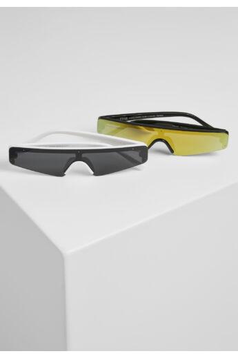 Futurisztikus napszemüveg szett
