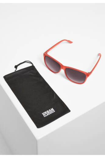 Divatos piros napszemüveg UV 400 védelemmel