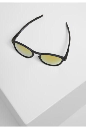 Sportos fekete-narancs napszemüveg