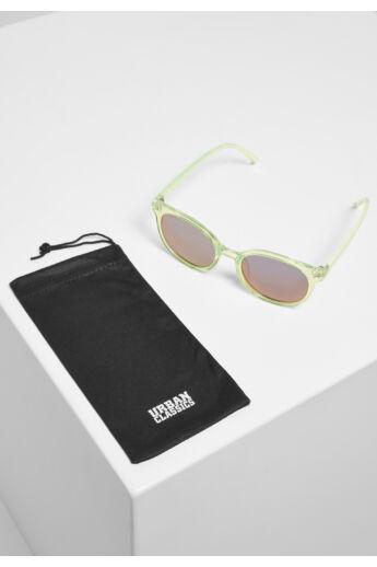 Neon sárga-fekete  színű napszemüveg