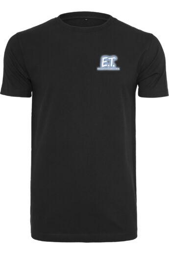 Fekete női E.T. póló