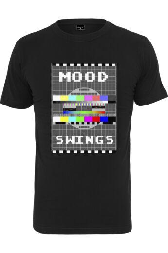 Mood Swings mintával nyomott póló