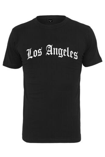 Los Angeles mintás nyomott férfi póló