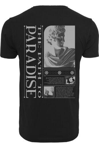 The Path to Paradise  mintás férfi póló