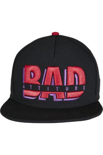 "Divatos ""Bad Attitude "" hímzett snapback"