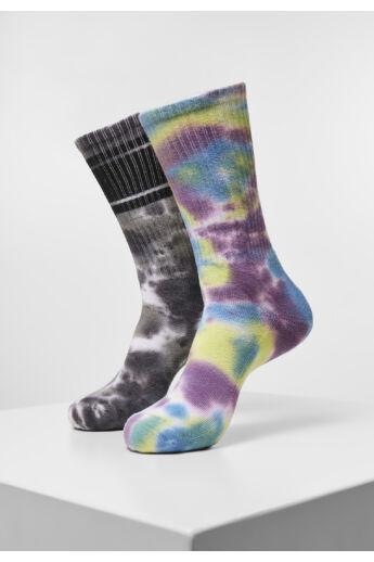 2db-os színes zokni csomag