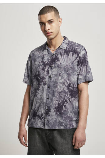 divatos mintás nyári férfi ing