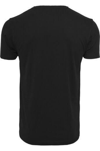 Divatos nyomott mintás férfi póló