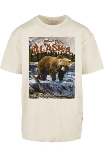 Alaszka mintás póló