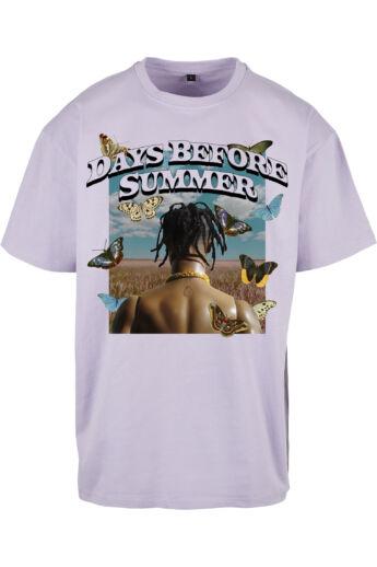 Days Before Summer mintás póló