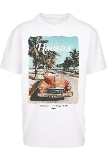 Havana mintás póló
