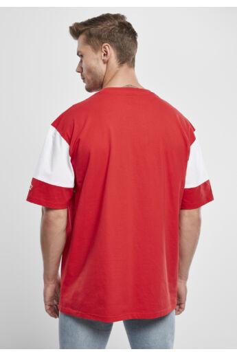 mintás nyomott férfi póló
