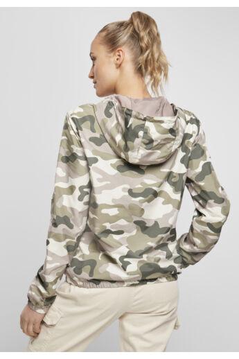 Terepmintás női  dzseki