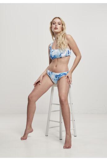 divatos női kétrészes fürdőruha, bikini
