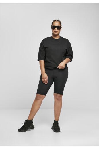 Magas derekú női kerékpáros nadrág