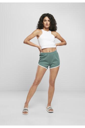 női bio pamut rövid nadrág