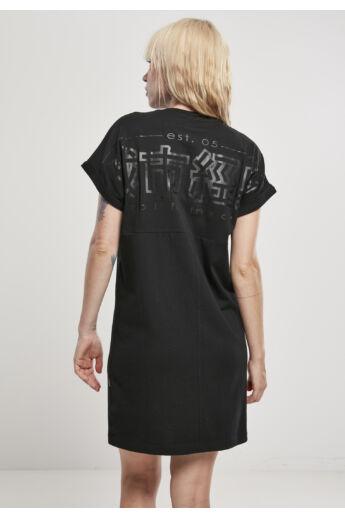 Divatos női ruha kínai mintával