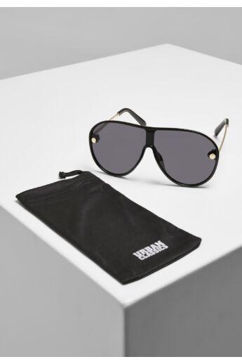 Divatos fekete-arany szín napszemüveg