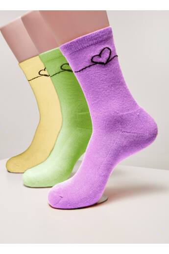 3db-os zokni csomag