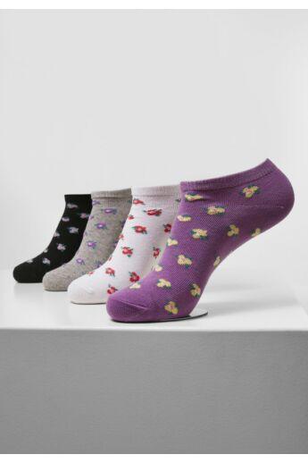 divatos színes zokni
