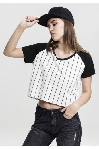 Baseball mintájú póló