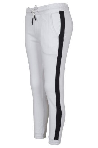 Női fehér szabadidő nadrág