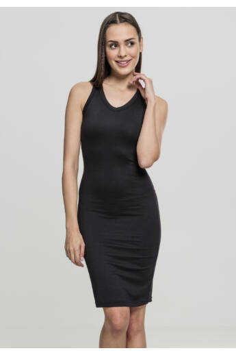 Fekete divatos ruha