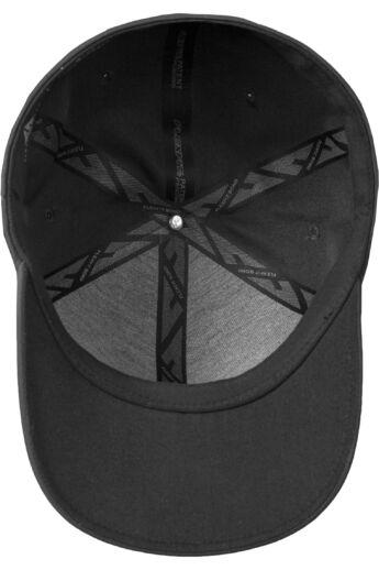 Flexfit Delta fekete baseball sapka