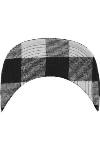 Fekete-fehér kockás snapback