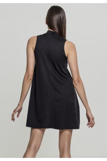 Női fekete ruha