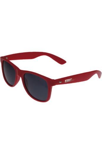 Piros divatos napszemüveg
