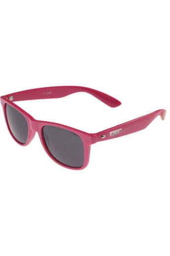 Magenta színű divatos napszemüveg