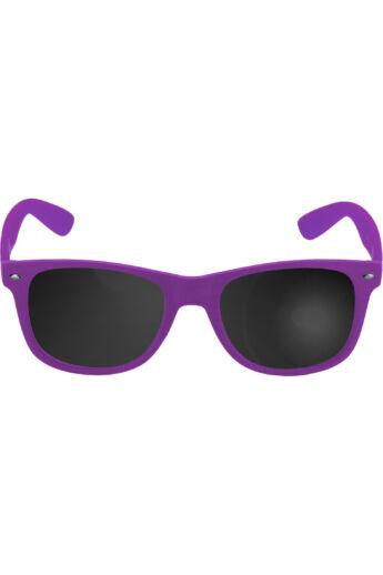 Lila divat napszemüveg