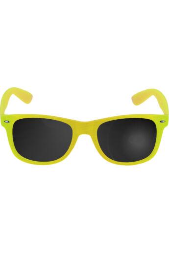 Neon sárga divat napszemüveg