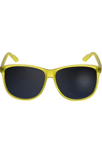 Divatos neonsárga napszemüveg