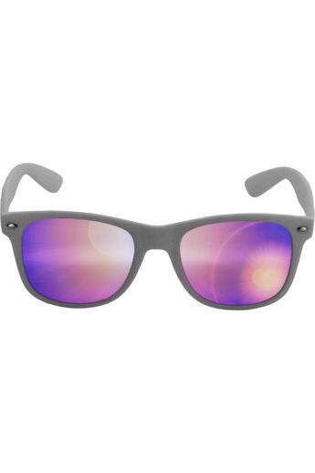 Divatos szürke-lila modern napszemüveg
