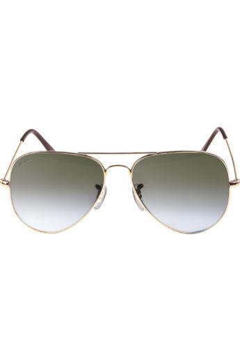 Pilóta napszemüveg arany-barna