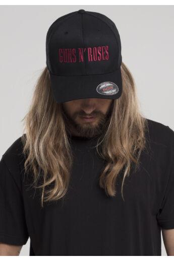 Guns n' Roses fekete snapback