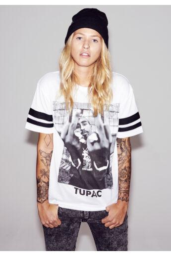 Tupac női póló