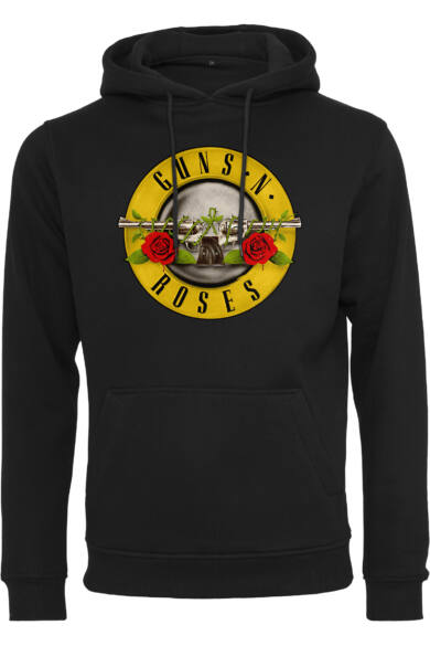 Guns n' Roses kapucnis pulóver