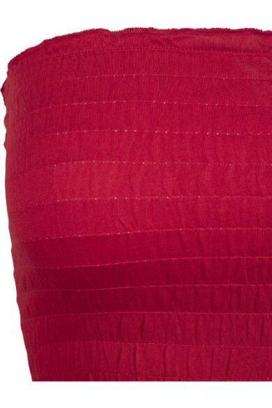piros női ruha