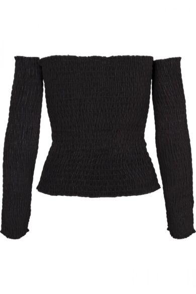 női vállnélküli pulóver