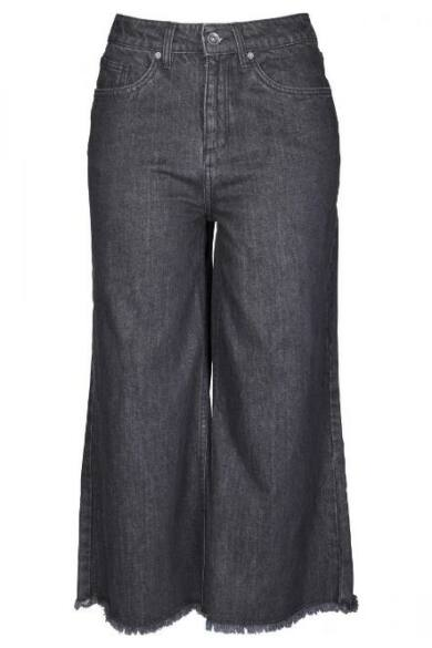 fekete női farmer nadrág