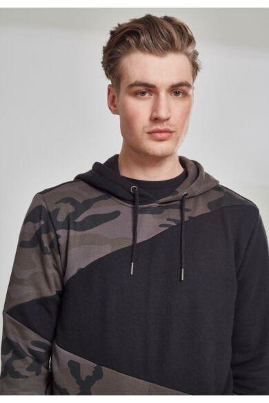 terepszínű pulóver